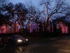 Awarded Best Christmas Lights in Waxahachie, TX
