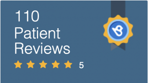 5-star patient reviews